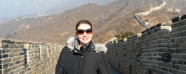 Visiting the Great Wall of China at Mutianyu – Who Knew There Was A Toboggan Ride!?!
