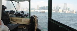 Take the Historic Star Ferry from Hong Kong Island to Kowloon