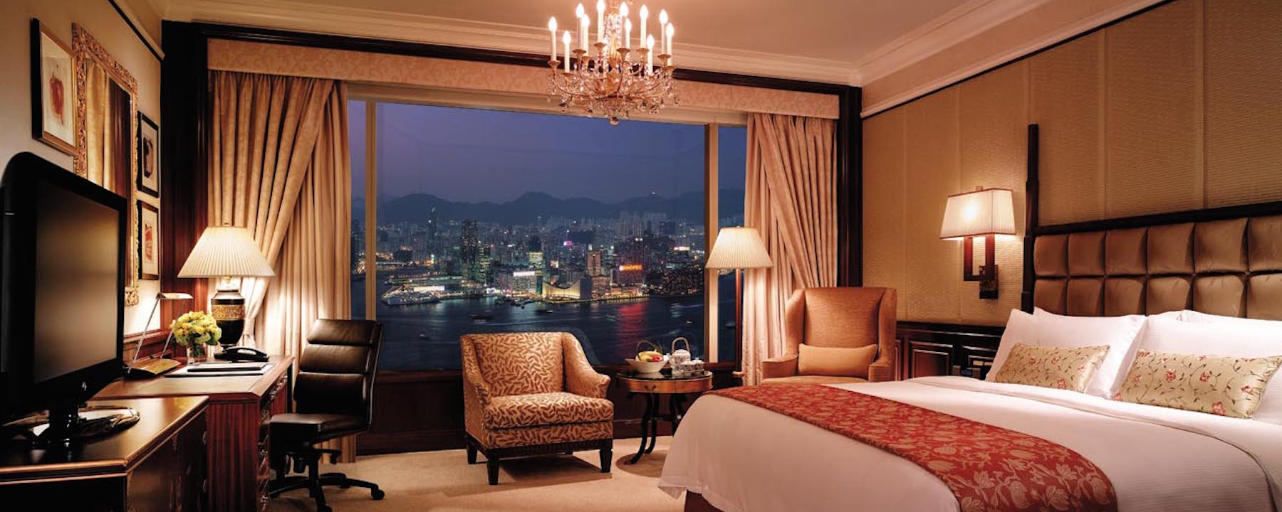 Island Shangri La Hong Kong Ideal 5 Star Hotel For Leisure Weddings Business