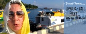 DirectFerries.com | Lombok to Serangan Bali Comparing Marina Srikandi & Bluewater Express Ferry Service