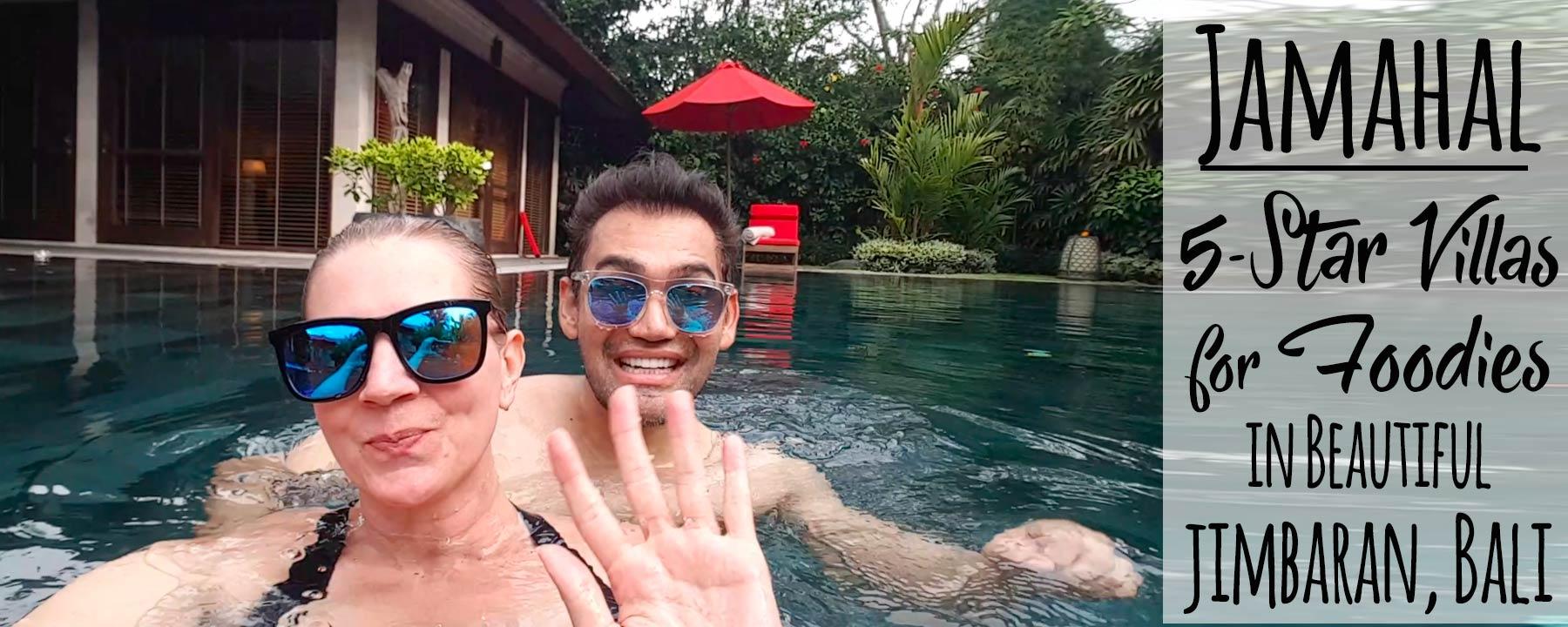 Bali's Jamahal Resort & Spa, Foodie-Fabulous 5-Star Villas Near Jimbaran Beach
