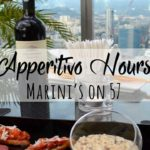 Marini's on 57 Launches Apperitivo Hours – Kuala Lumpur's Most Decadent Happy Hour