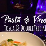 Tosca Restaurant, Where Italian Expats Are Regulars at DoubleTree by Hilton Kuala Lumpur