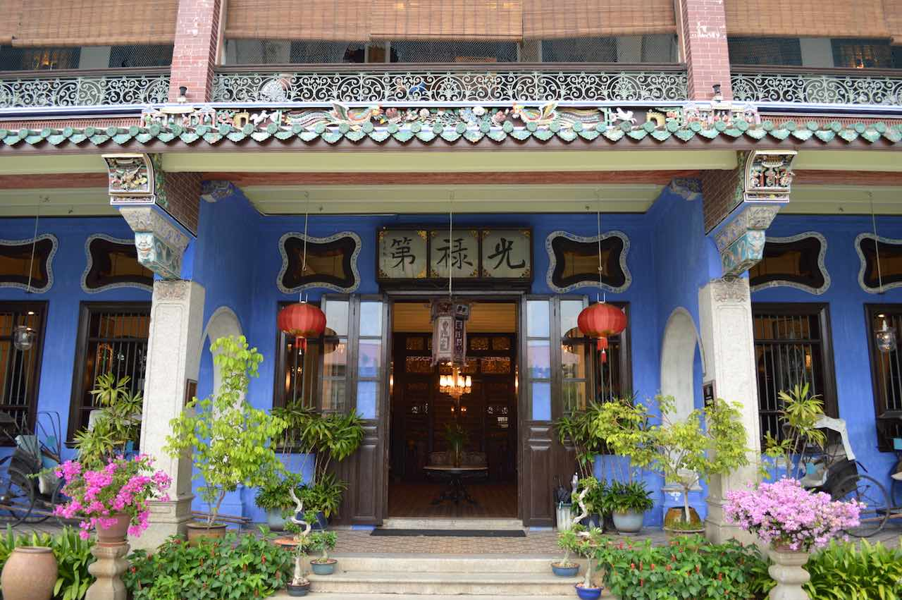 Best boutique heritage hotel penang the blue mansion for Best boutique hotels 2016