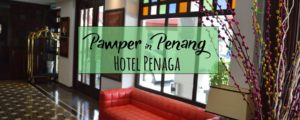 Hotel Penaga in Penang – Luxury Boutique Property in the Heart of Georgetown