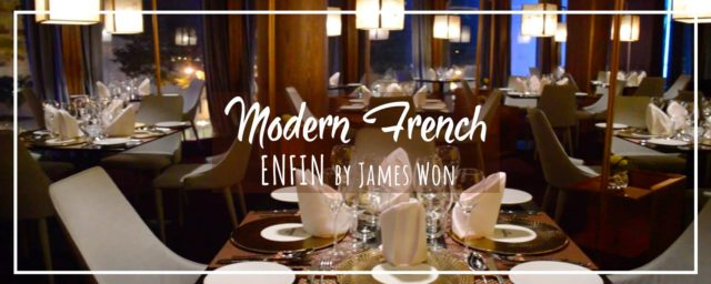 Inside the Kitchen at Enfin by James Won | Modern French Fine Dining in Kuala Lumpur