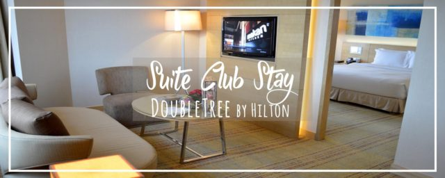 DoubleTree by Hilton Hotel Kuala Lumpur – Lovely Deluxe Suite, Club Lounge & Tosca