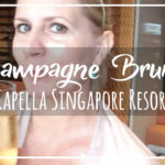 Capella Singapore Champagne Sunday Brunch | The Knolls on Sentosa Island