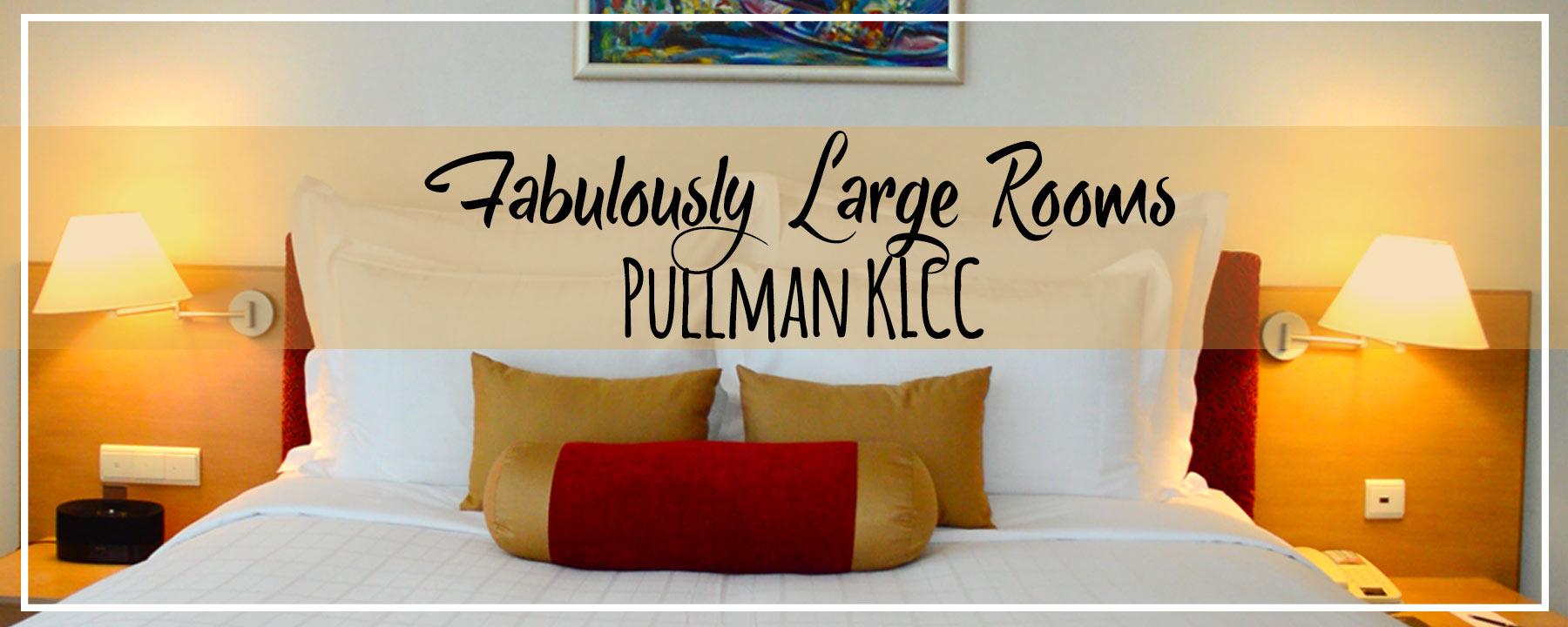 Pullman KLCC Hotel Tour | Huge Executive Club Rooms, Great Premier Lounge Service in Kuala Lumpur