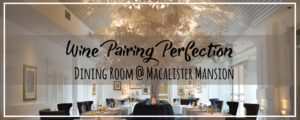 Penang | 8-Course Tasting Menu @ Dining Room at Macalister Mansion