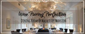 Penang | 8-Course Tasting Menu @ Dining Room at Macalister Mansion