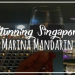 Hotel Tour | Stunning Marina Mandarin's Iconic View of Singapore