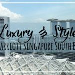 JW Marriott Hotel Singapore South Beach Executive Club & Property Tour