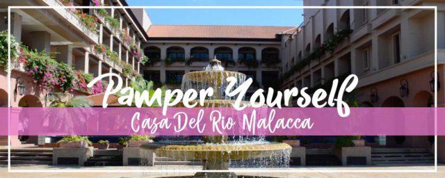 Malacca | Casa Del Rio Melaka, Luxury on the River