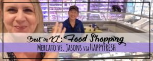 Cheese, Wine & Food Shopping | Jasons & HappyFresh vs. Mercato in Kuala Lumpur