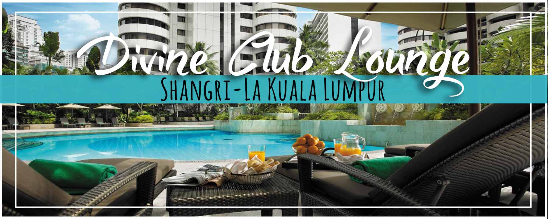 Shangri-La Kuala Lumpur Hotel | Amazing Club Lounge Experience