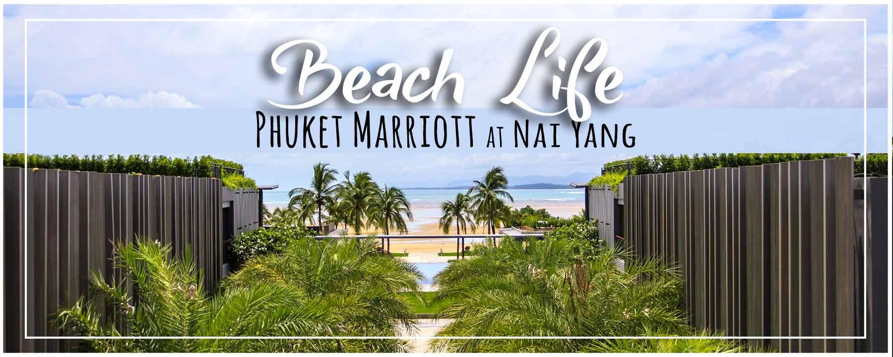 Phuket Marriott Resort & Spa Nai Yang Beach | Hotel Video Tour