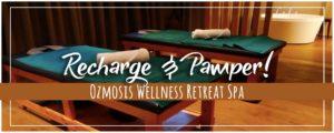Kuala Lumpur Spa | Ozmosis Wellness Retreat at Fraser Residence