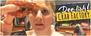 Crab Factory Kuala Lumpur, Best New Orleans Style Seafood Restaurant (4K Video Review)