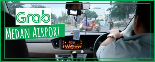 Grab Medan | Fabulous 99k Airport Transfer, Better Than Taxis & Uber