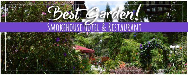 Charming Smokehouse Hotel Has Cameron Highlands' Best Garden