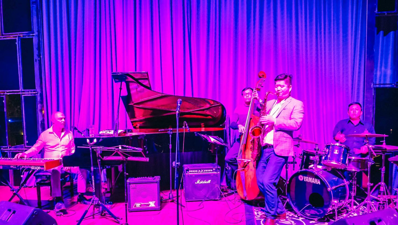 Hanoi | Cool Cats Jazz Club