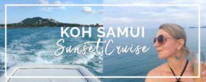 Koh Samui | Sunset Cruise on Samui Private Yacht the Clear Sky
