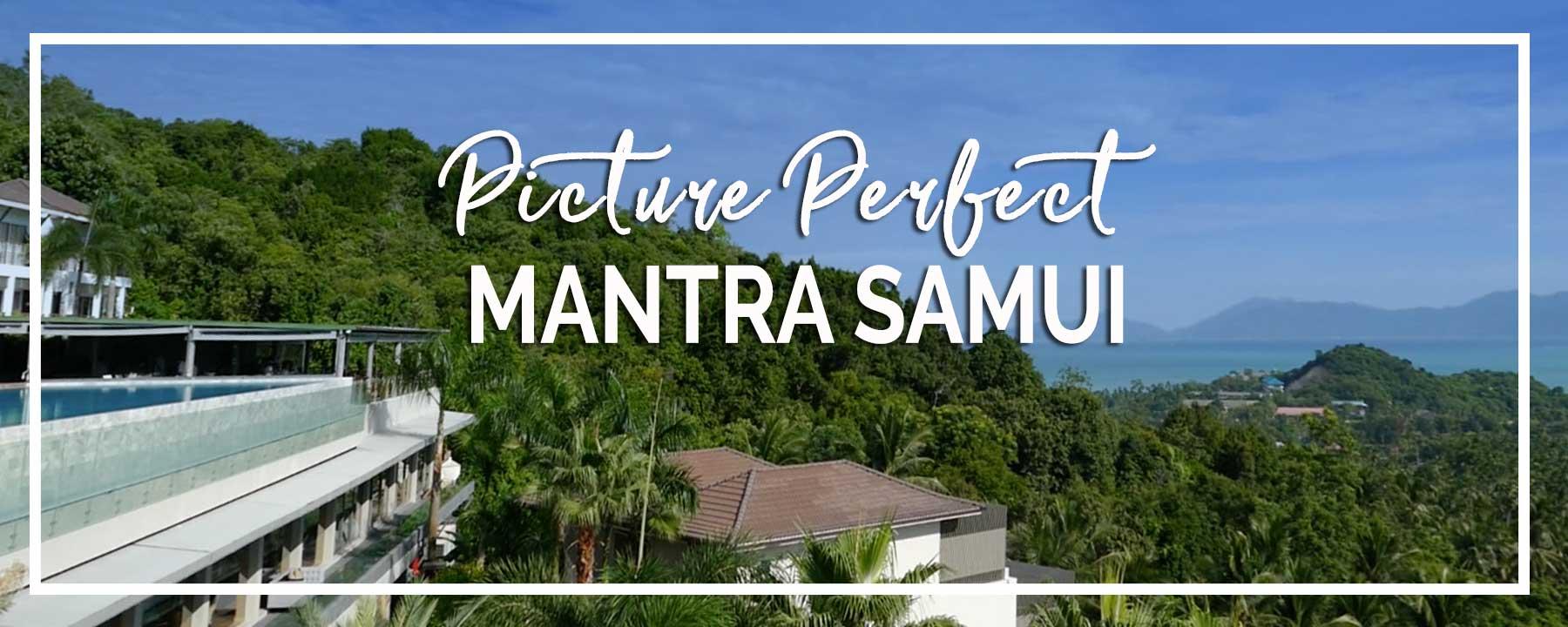 Koh Samui | Mantra Samui Resort with Breathtaking Island Views