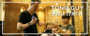TONI&GUY Kuala Lumpur at Troika Run by UK Expat, Best Salon in KLCC