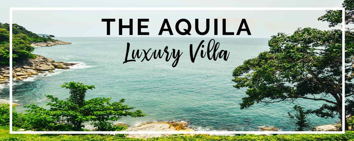 Phuket | The Aquila Luxury Private Villa on Millionaire Mile