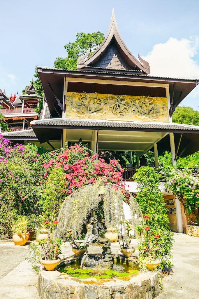 Thavorn Resort Phuket Best Traditional Thai Beach Hotel Affordable Luxury Expat Angela Travel Blogger Vlogger Youtuber-17
