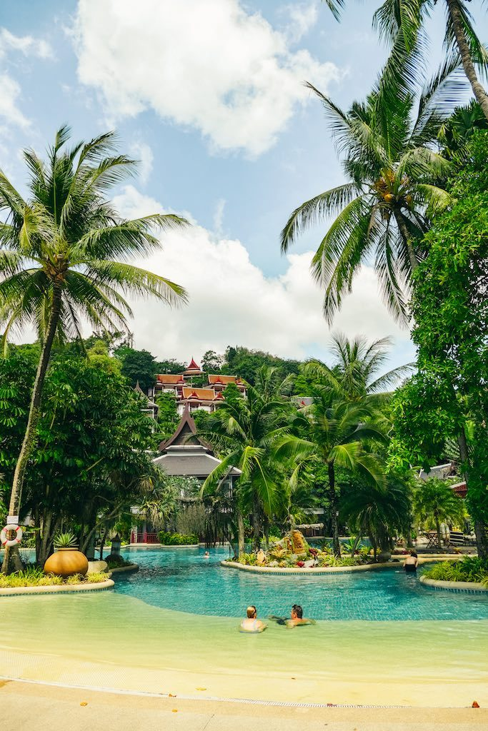 Thavorn Resort Phuket Best Traditional Thai Beach Hotel Affordable Luxury Expat Angela Travel Blogger Vlogger Youtuber-26