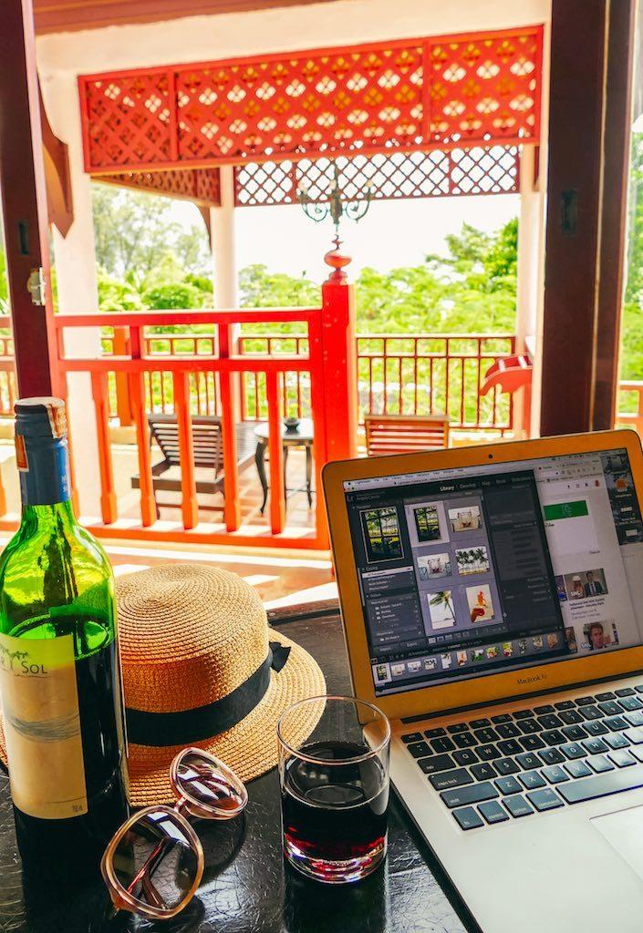 Thavorn Resort Phuket Best Traditional Thai Beach Hotel Affordable Luxury Expat Angela Travel Blogger Vlogger Youtuber-29